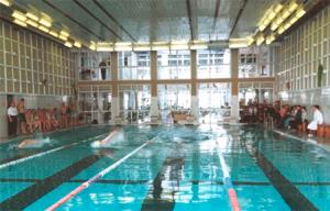 Справка в бассейн свао Куровское