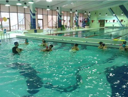 Справка в бассейн Орехово-Зуево измайлово