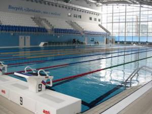 бассейн динамо на водном стадионе