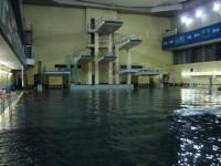 Бассейн РГУФК - для прыжков в воду