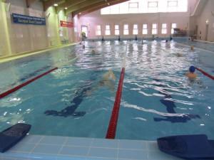 бассейн лазурный