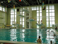бассейн олимпийская деревня 80
