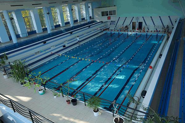 Справка в бассейн Щёлково чертаново