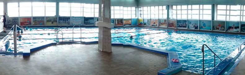 Справка в бассейн для взрослого в Москве Южное Тушино