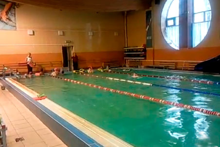 Справка в бассейн Москва Коньково цена