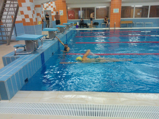 Справка в бассейн Москва Раменки щелковская