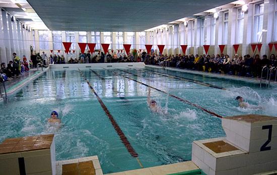 Нужна ли справка в бассейн олимпийский Видное