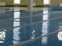 бассейн фитнес клуба Кенга