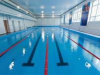Бассейн фитнес клуба swim