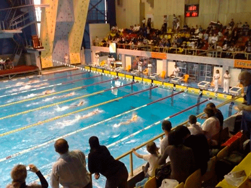 Справка для бассейна в сао Раменское