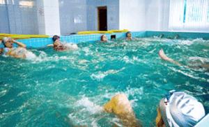 бассейн дельфиненок в медведково
