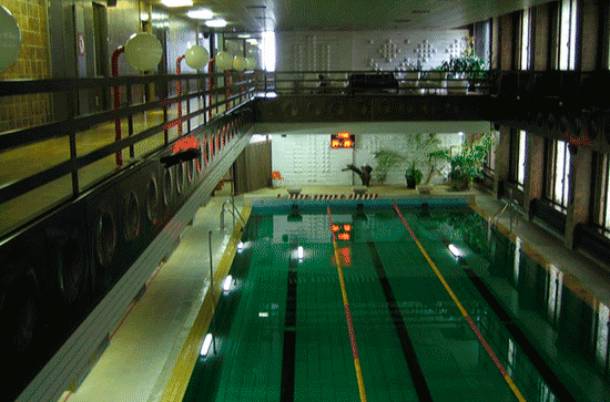 Справка в бассейн Руза ювао