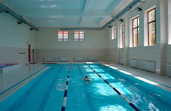 Справка в бассейн в Москве Южное Орехово-Борисово вао