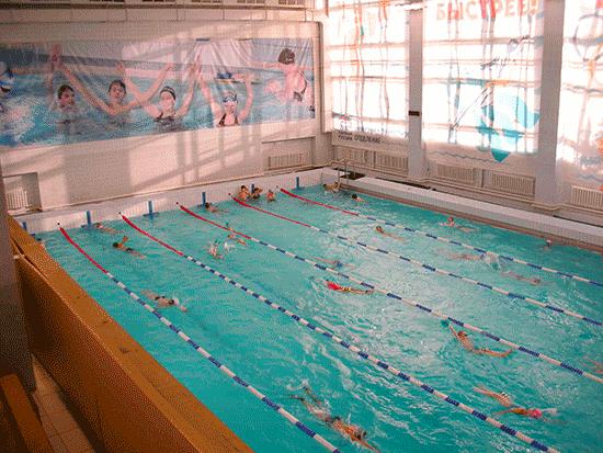 Цена справки в бассейн в Москве Вешняки